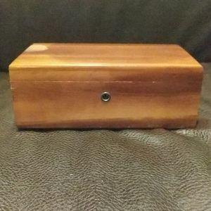 Miniature Lane cedar chest from Black Mountain, NC